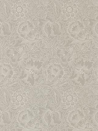 Morris & Co. Pure Poppy Wallpaper