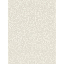 Buy Morris & Co Pure Acorn Wallpaper Online at johnlewis.com
