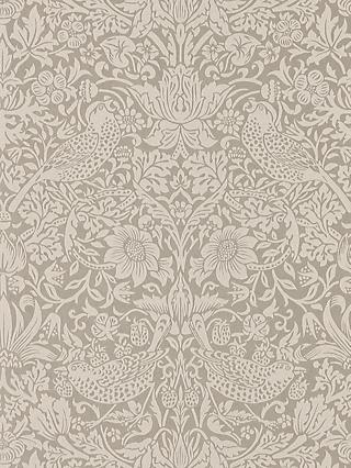 Morris & Co. Pure Strawberry Thief Wallpaper