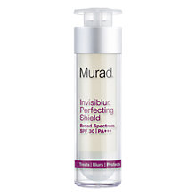 Buy Murad Invisiblur Perfecting Shield Broad Spectrum SPF 30, 50ml Online at johnlewis.com