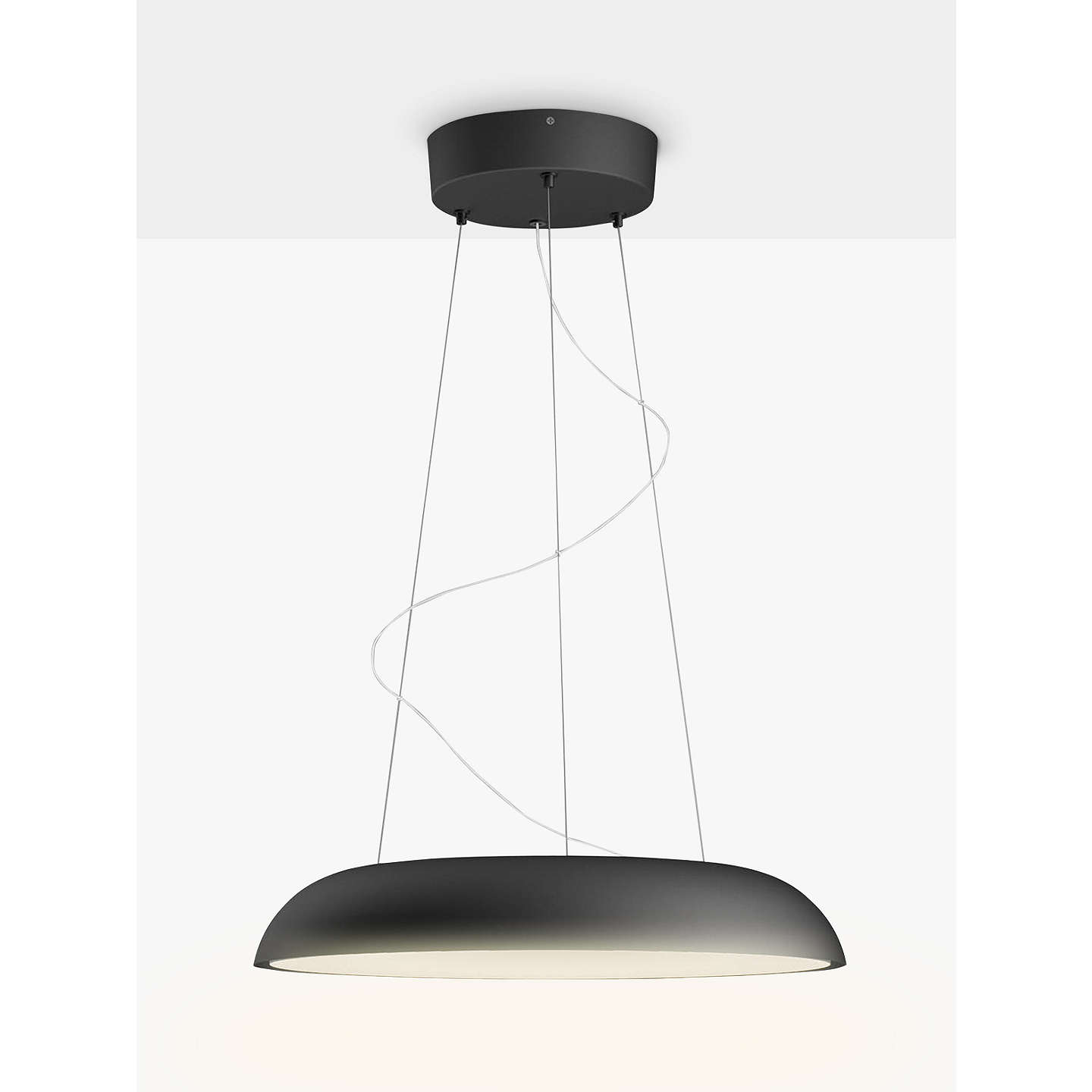 philips hue ambiance amaze pendant ceiling light at john lewis. Black Bedroom Furniture Sets. Home Design Ideas