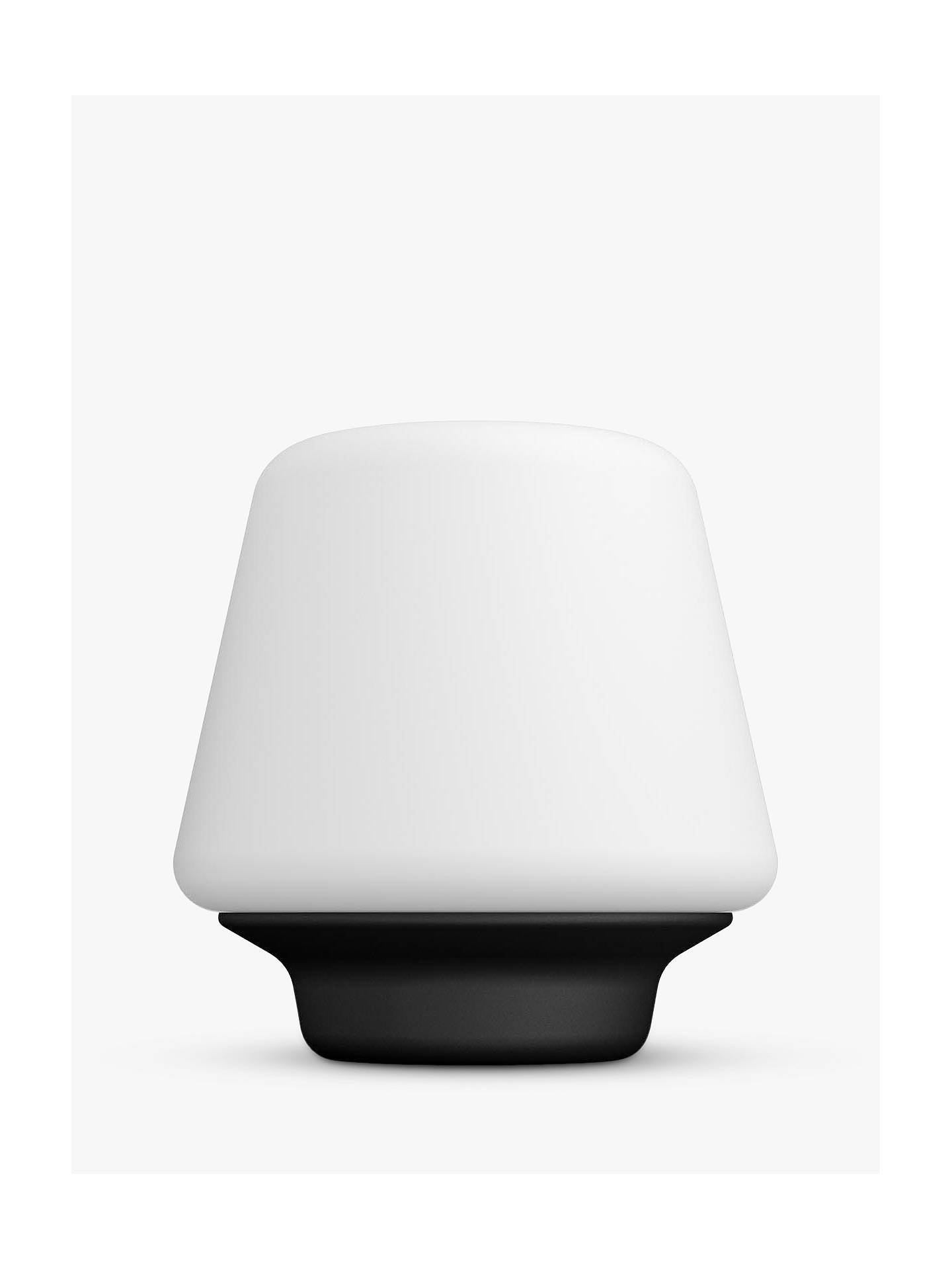 Philips Hue Ambient Wellness Table Lamp White Black At