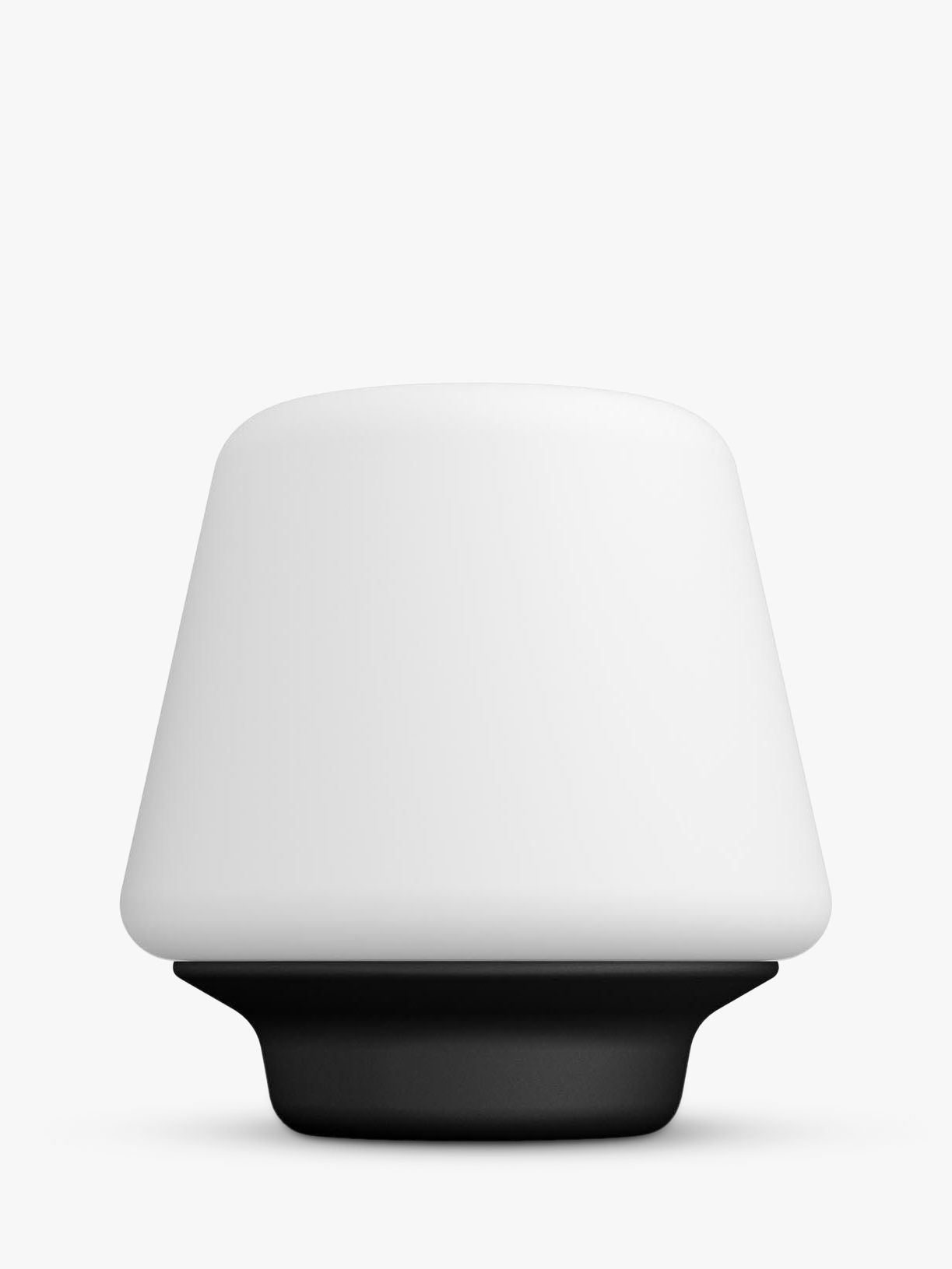 Philips Philips Hue Ambient Wellness Table Lamp, White/Black