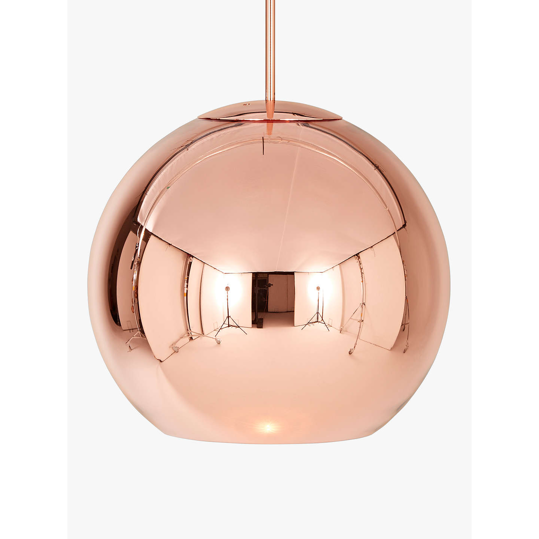 tom dixon lighting. BuyTom Dixon Ceiling Light, Copper, Dia.45cm, Polish Online At Johnlewis. Tom Lighting