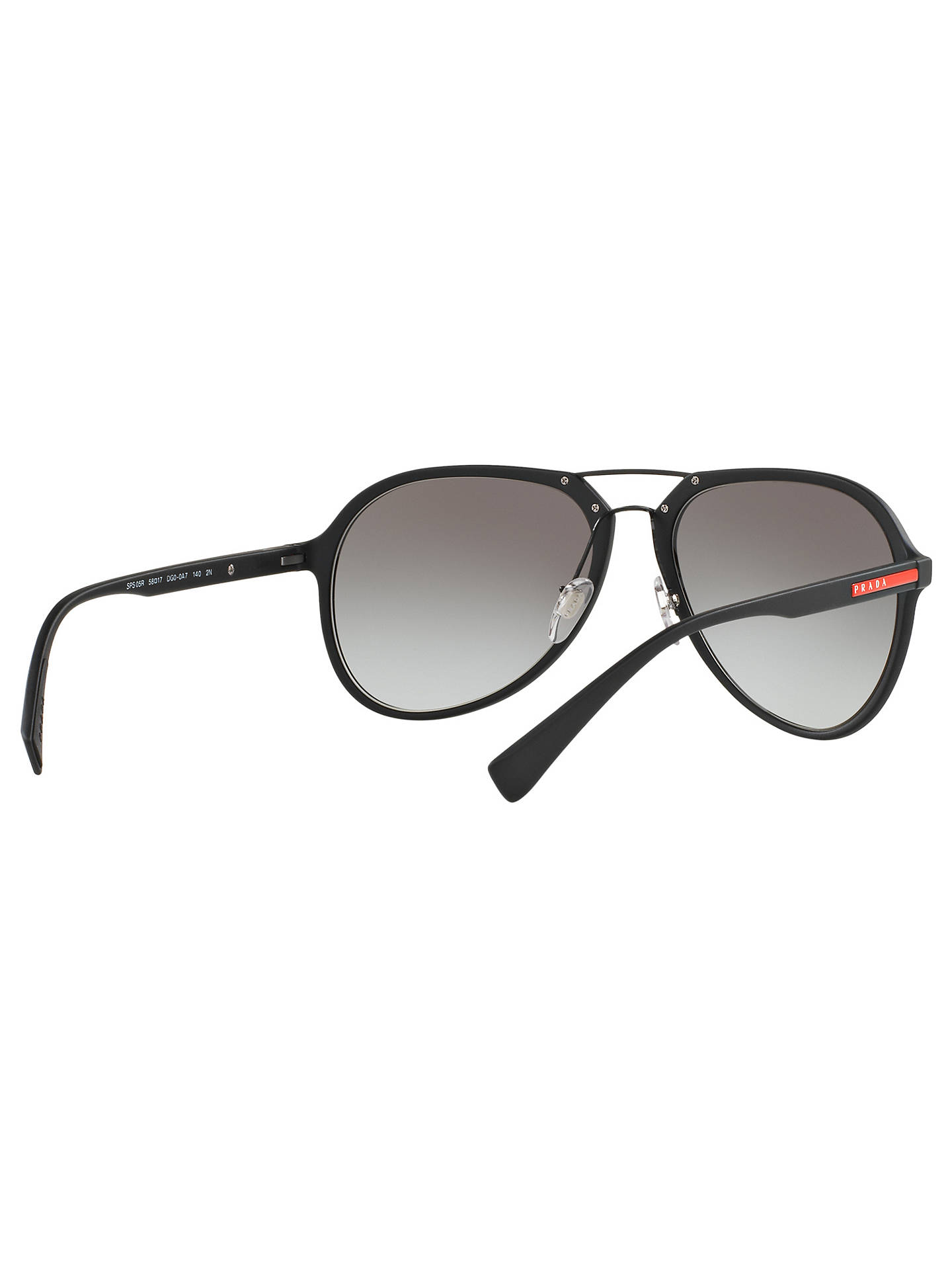 5de308c1aa ... Buy Prada Linea Rossa PS 05RS Aviator Sunglasses