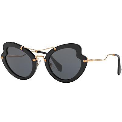 Miu Miu MU11RS Cat's Eye Sunglasses