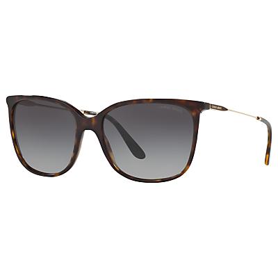 Giorgio Armani AR8080 Square Gradient Sunglasses