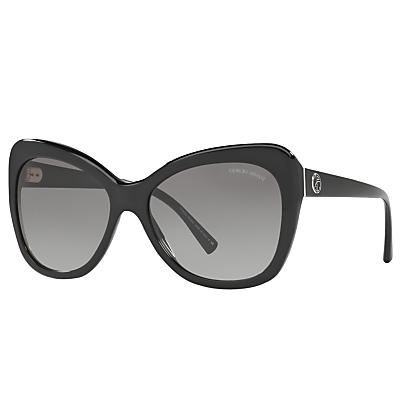 Giorgio Armani AR8082 Cat's Eye Sunglasses