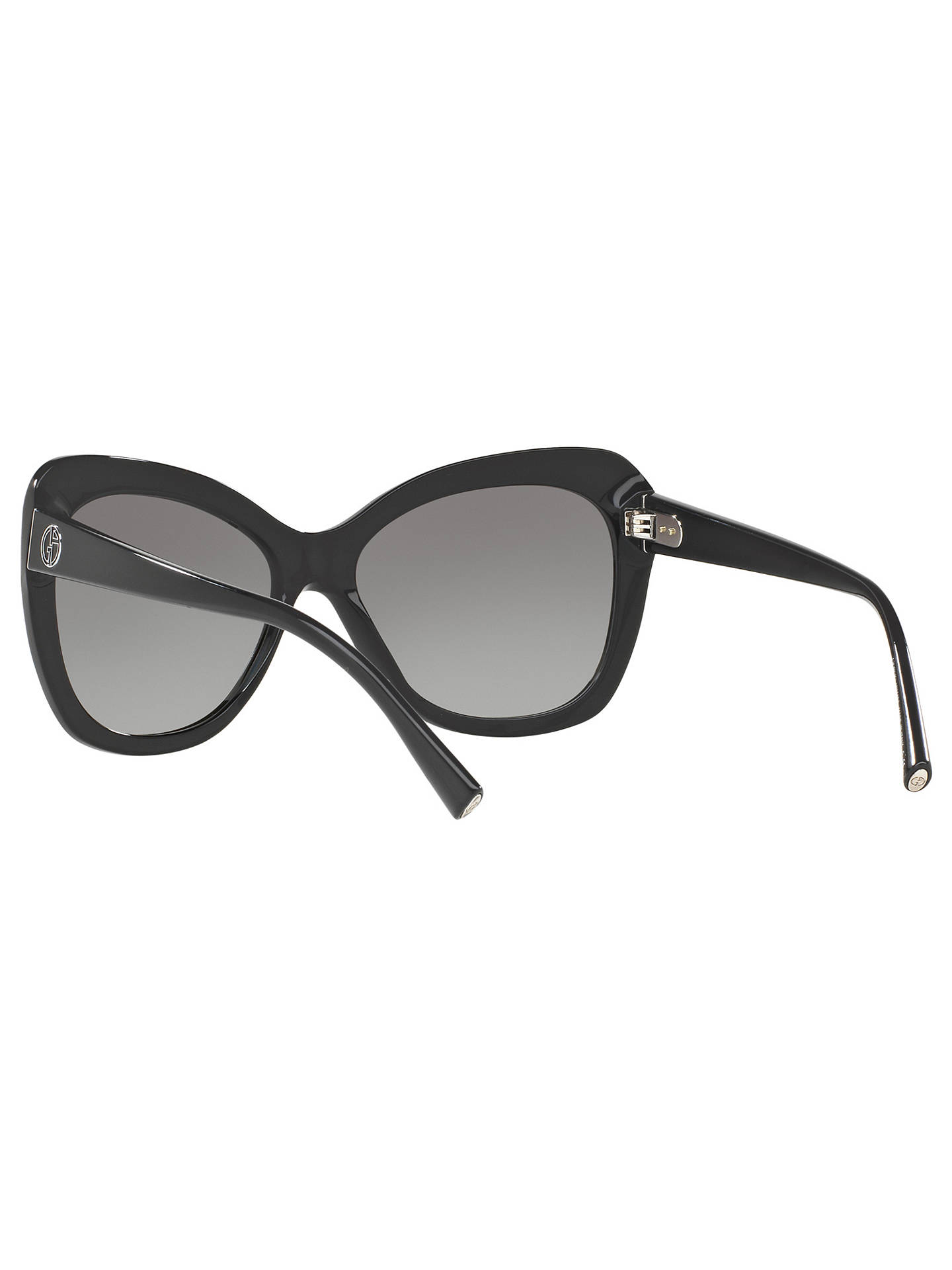 8c7e9fd235b5 Giorgio Armani AR8082 Cat s Eye Sunglasses at John Lewis   Partners