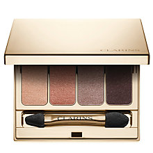 Buy Clarins 4 Colour Eye Palette Online at johnlewis.com