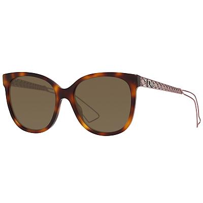 Christian Dior Diorama3 Cat's Eye Sunglasses