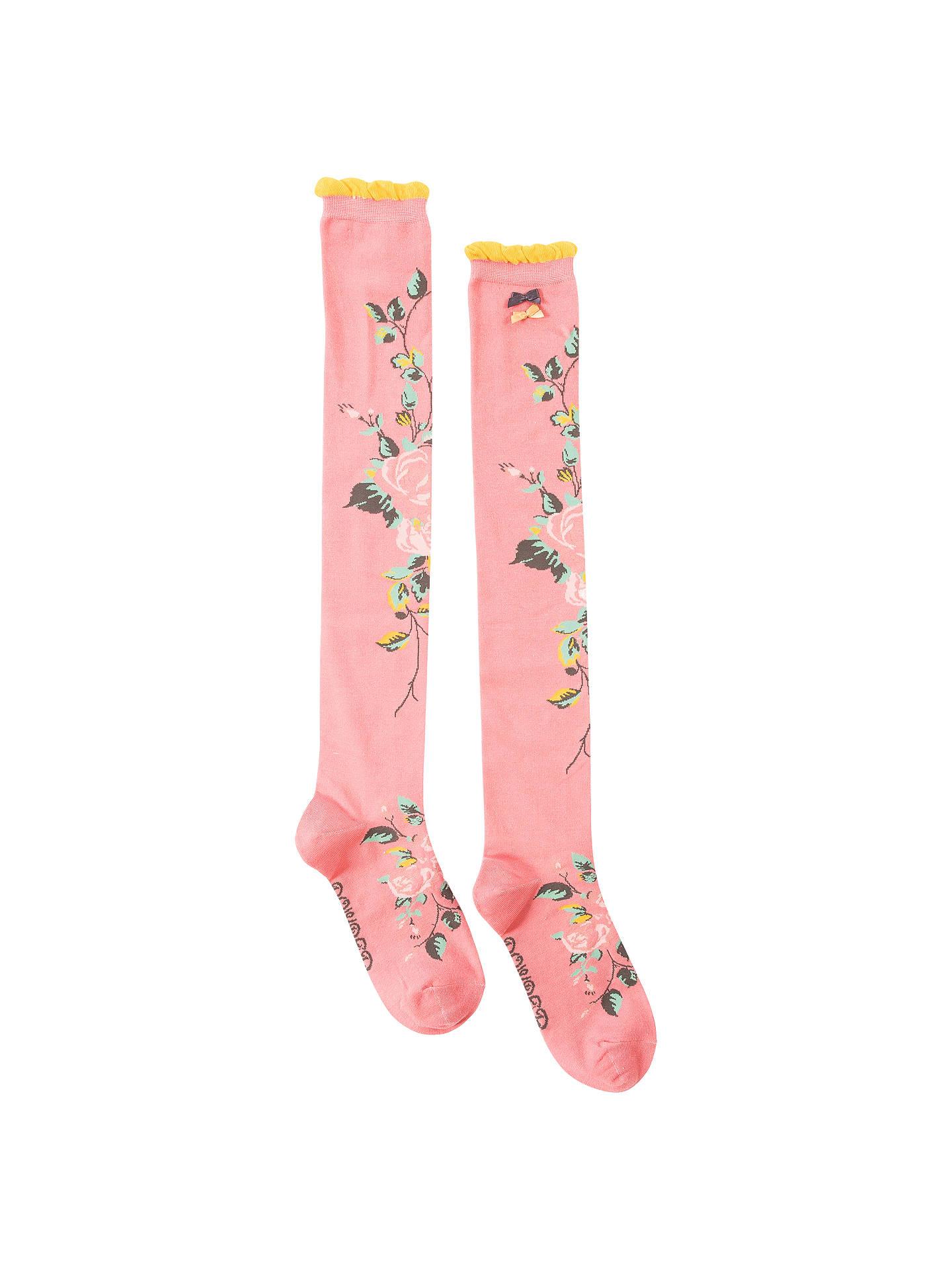 40bea01d4c4 Buy Powder Long Climbing Rose Socks