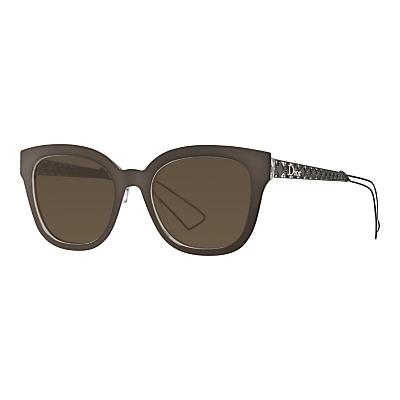 Christian Dior Diorama1 Embellished Cat's Eye Sunglasses