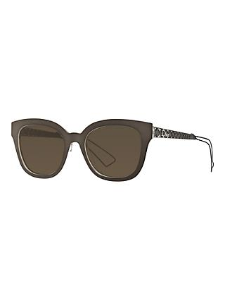 Dior Diorama1 Embellished Cat's Eye Sunglasses