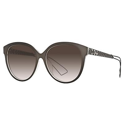 Christian Dior Diorama2 Oval Sunglasses