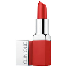 Buy Clinique Pop Lip, Matte Online at johnlewis.com