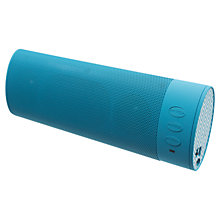 Buy KitSound Boombar Bluetooth Portable Speaker with Built-In Mic Online at johnlewis.com
