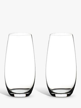 Riedel 'O' Champagne Glass, Set of 2, 264ml, Clear