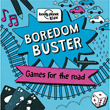 Buy Boredom Buster Games Book Online at johnlewis.com