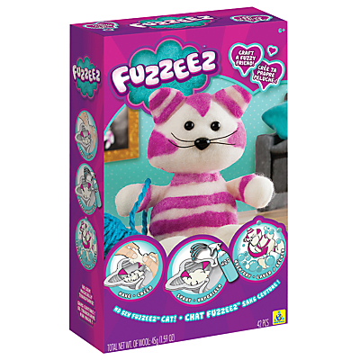 Fuzzeez Cat Kit