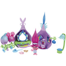 Buy DreamWorks Trolls Poppy's Stylin' Pod Online at johnlewis.com