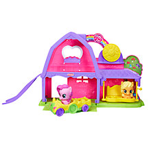 Buy My Little Pony Playskool Friends Activity Barn Playset Online at johnlewis.com