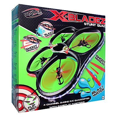Product photo of Xbladez stunt squad remote control quadcopter