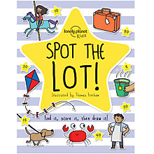 Buy Spot the Lot! Activity Book Online at johnlewis.com