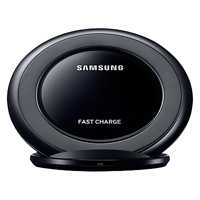 Image of Samsung Fast Charging Wireless Stand, Black
