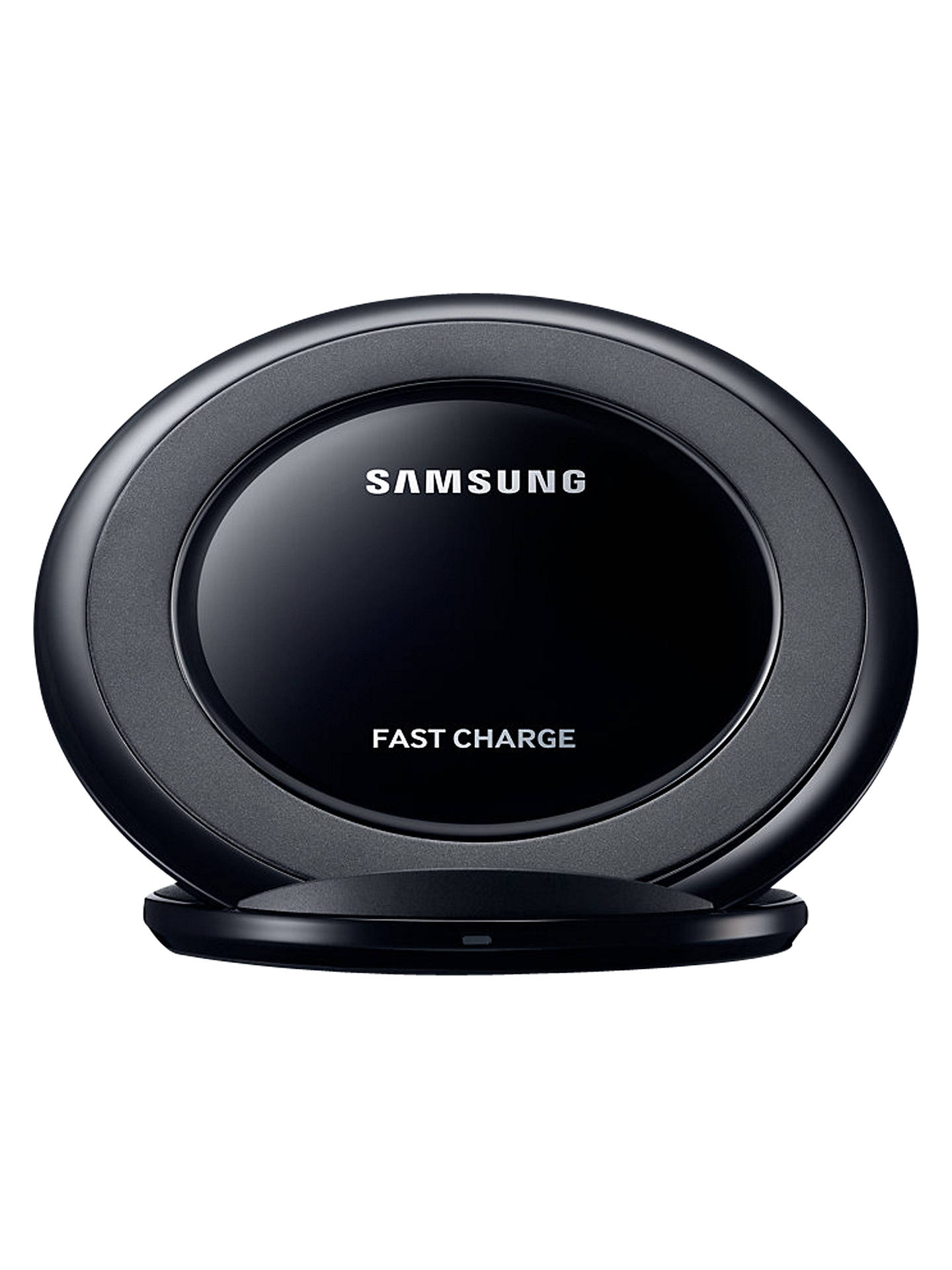Buy Samsung Fast Charging Wireless Stand, Black Online at johnlewis.com