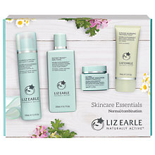 Buy Liz Earle Essentials Kit, Normal / Combination Online at johnlewis.com