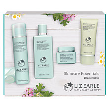 Buy Liz Earle Essentials Kit, Dry / Sensitive Online at johnlewis.com