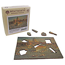 Buy Wentworth Wooden Puzzles The Thames Art Jigsaw Puzzle, 40 pcs Online at johnlewis.com