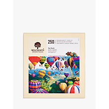 Buy Wenworth Wooden Puzzles Sky Roads Jigsaw Puzzle, 250 pcs Online at johnlewis.com