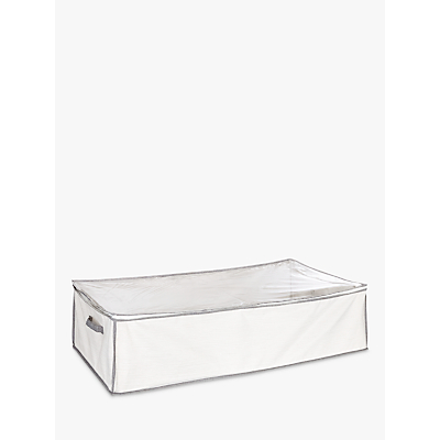 House by John Lewis Mix It Double Storage Case