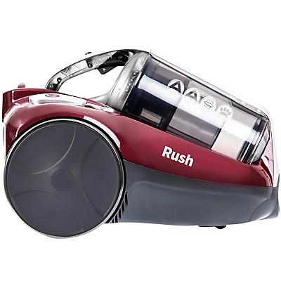 Hoover Rush Pets Bagless Cylinder Vacuum Cleaner