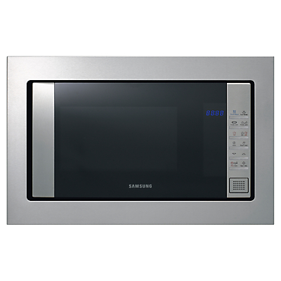 Samsung FG87SUST/XEU Integrated Microwave Grill, Stainless Steel