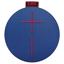 Buy UE ROLL 2 By Ultimate Ears Bluetooth Waterproof Portable Speaker With UE Floatie Online at johnlewis.com