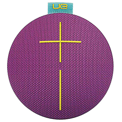 UE ROLL 2 By Ultimate Ears Bluetooth Waterproof Portable Speaker With UE Floatie