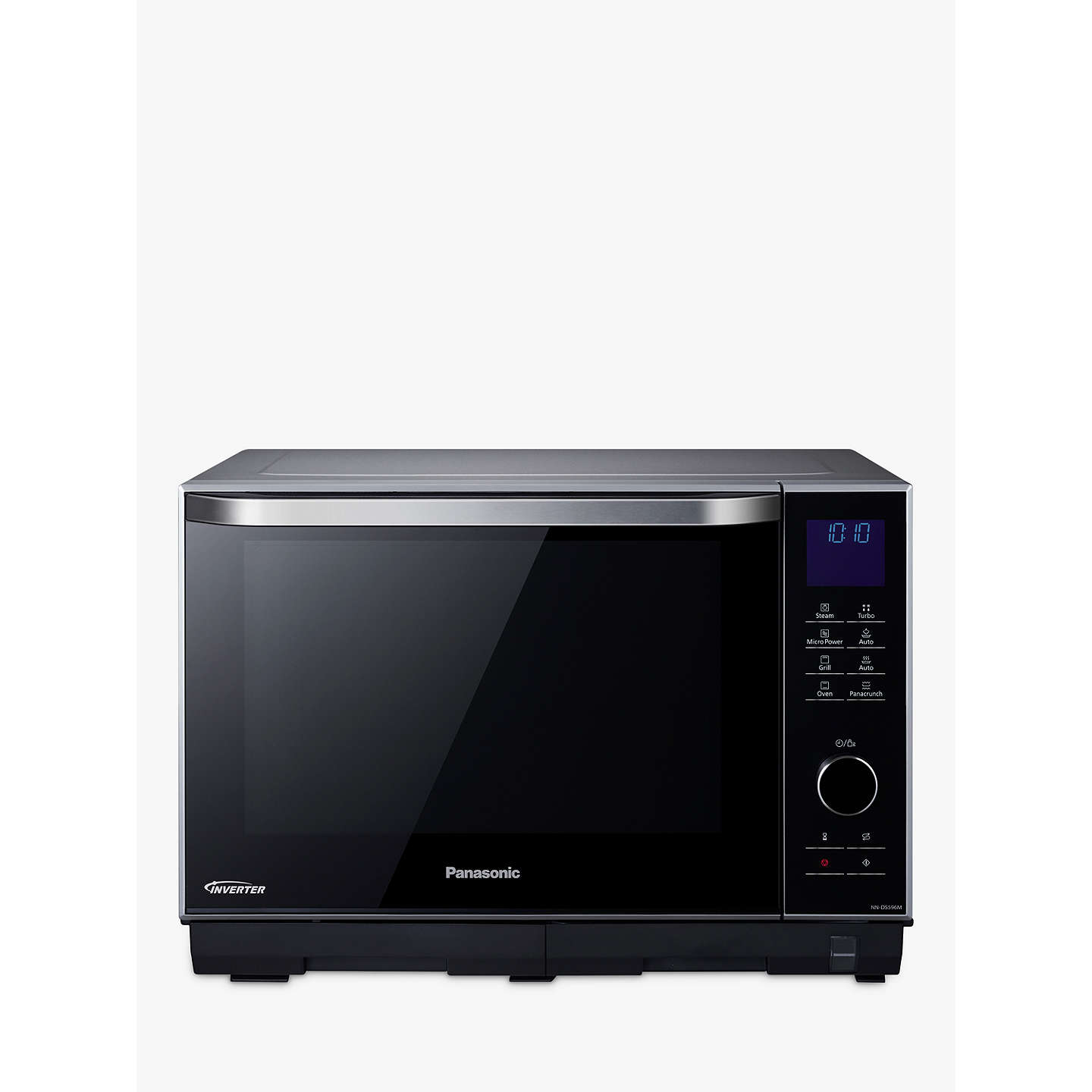 Panasonic Nn Ds596bbpq Freestanding 4 In 1 Steam Combination Microwave Oven With Grill