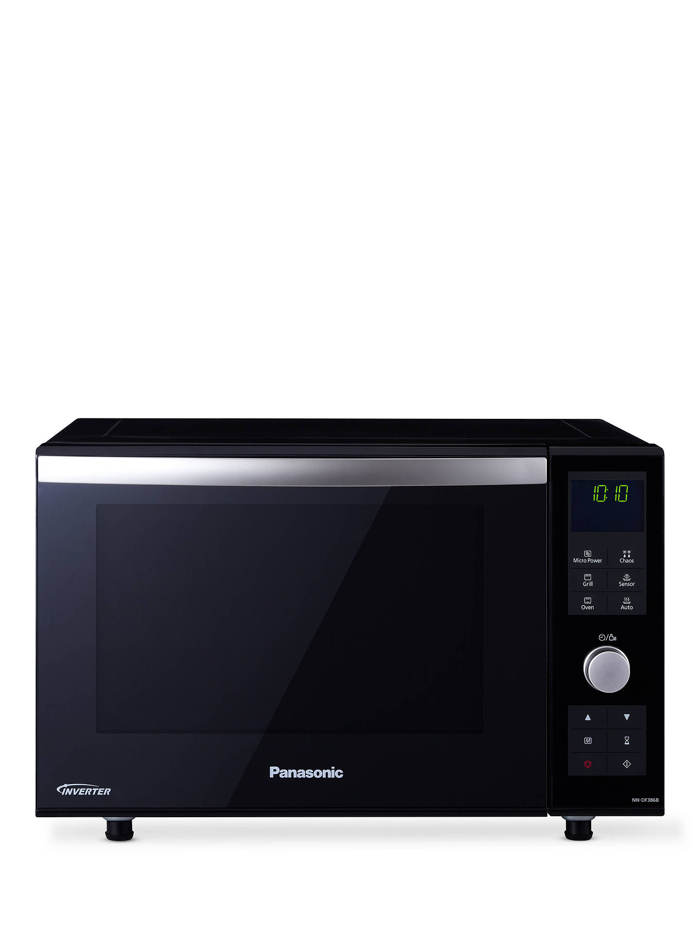 BuyPanasonic NN-DF386BBPQ Freestanding 3-in-1 Combination Microwave Oven  with Grill, ...