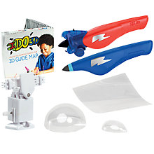 Buy Cool Create IDO3D Pens and Guide Map Online at johnlewis.com
