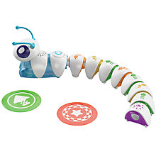Buy Fisher-Price Think And Learn Code-a-Pillar Electronic Toy Online at johnlewis.com