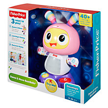 Buy Fisher-Price Dance And Move BeatBelle Electronic Toy Online at johnlewis.com