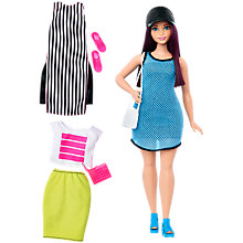 Buy Barbie Fashionistas So Sporty Doll Online at johnlewis.com