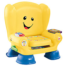 Buy Fisher-Price Smart Stages ABC Chair Online at johnlewis.com