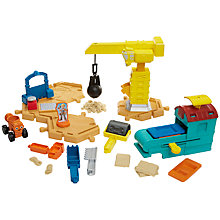 Buy Bob The Builder Mash and Mould Sandpit Worksite Playset Online at johnlewis.com