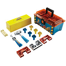 Buy Bob The Builder Build and Saw Toolbox Online at johnlewis.com