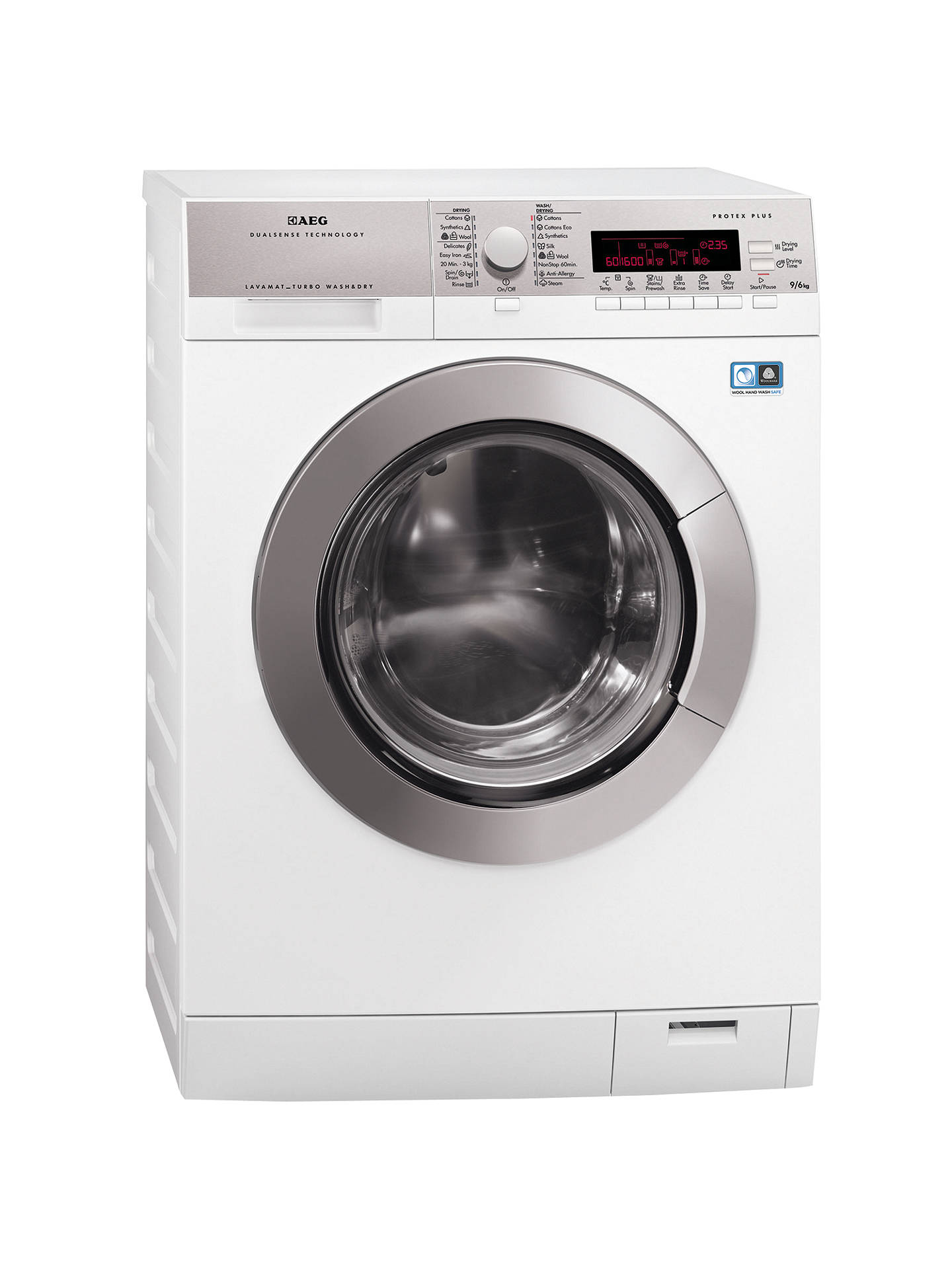 Electrolux washer Owners manual