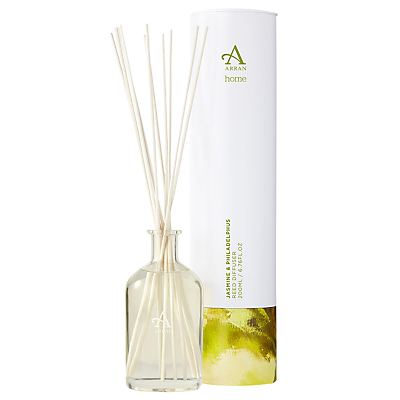 Arran Sense Of Scotland Jasmine and Philadelphus Diffuser, 200ml